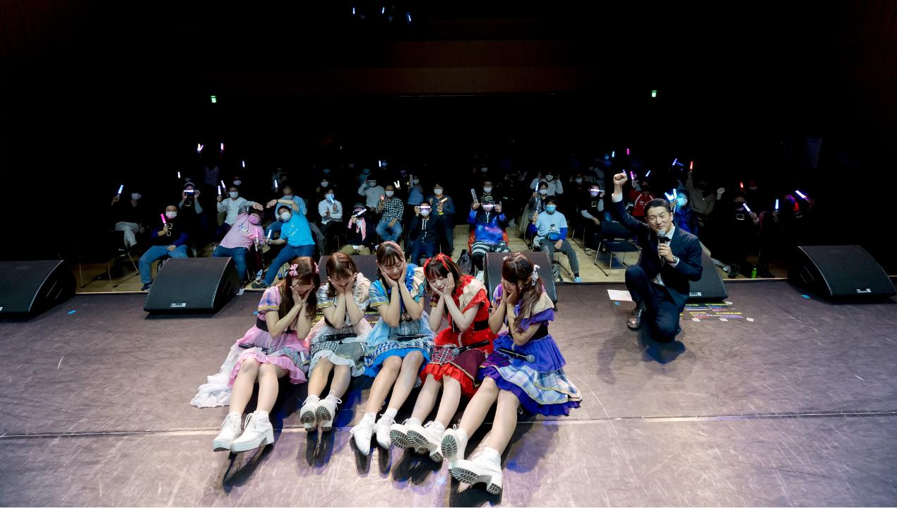 Starly☆「1stアルバムリリース記念単独公演」ライブレポート!2月から東名阪ツアーの開催を発表!!